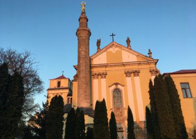 Кафедральный собор (костёл) Св. Апостолов Петра и Павла