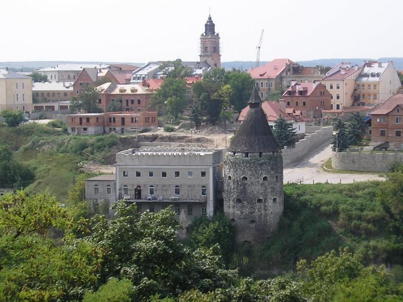 Гончарная башня