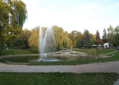 Парк «Гуннские колодцы»
