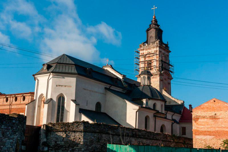 Костёл Св. Николая и монастир доминиканов