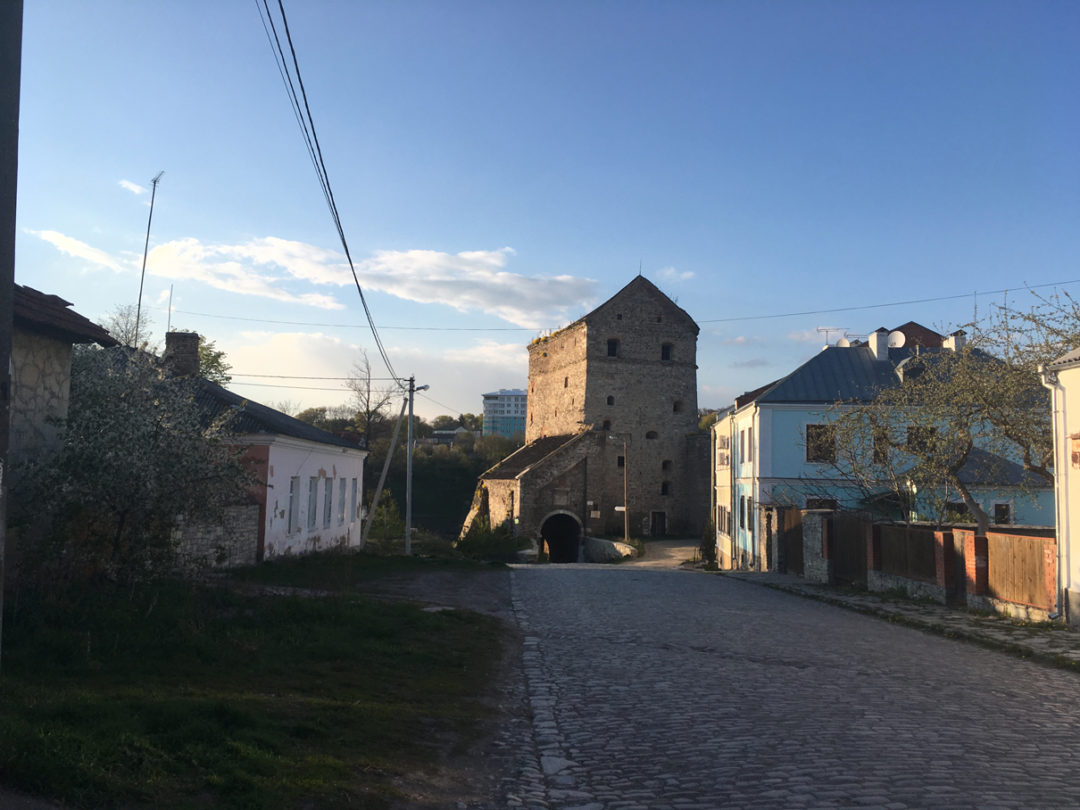 Кушнирская башня или башня Стефана Батория